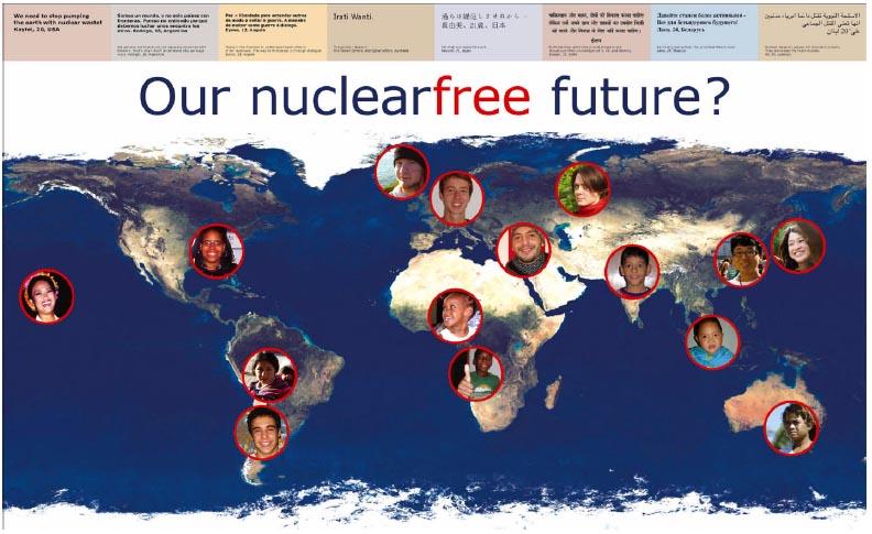 Nuclear free future